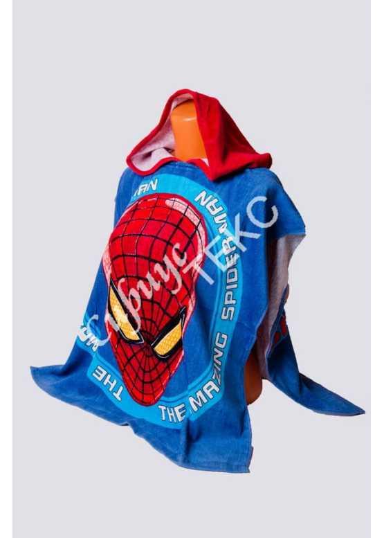 Накидка детская (человек паук)