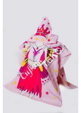 Полотенце махровое «Принцесса»