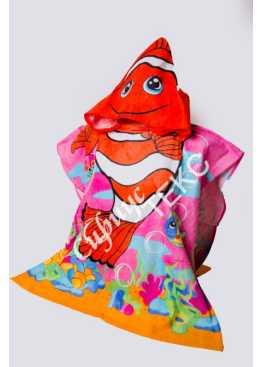 Полотенце махровое «Рыбка»