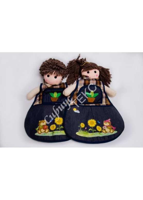 Кукла карман 2