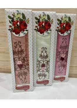 Полотенце махровое «Розочка» в подарочной упаковке