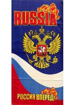 ПОЛОТЕНЦЕ ПЛЯЖНОЕ ВЕЛЮРОВОЕ (РОССИЯ)