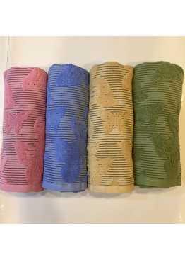 Полотенце махровое «Кленовый лист»